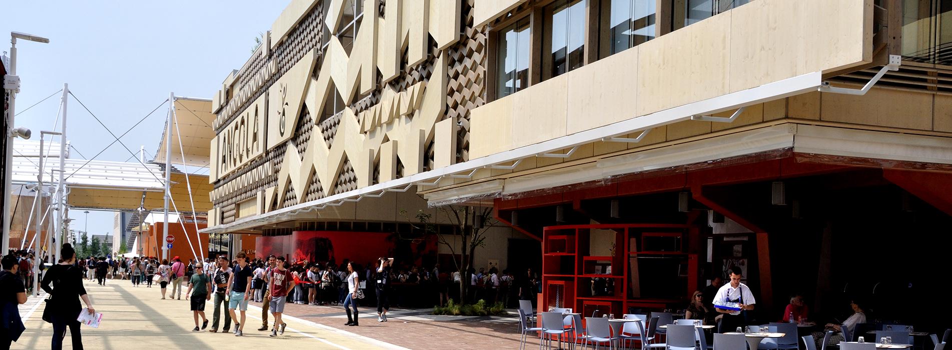 EXPO2015 - Angola