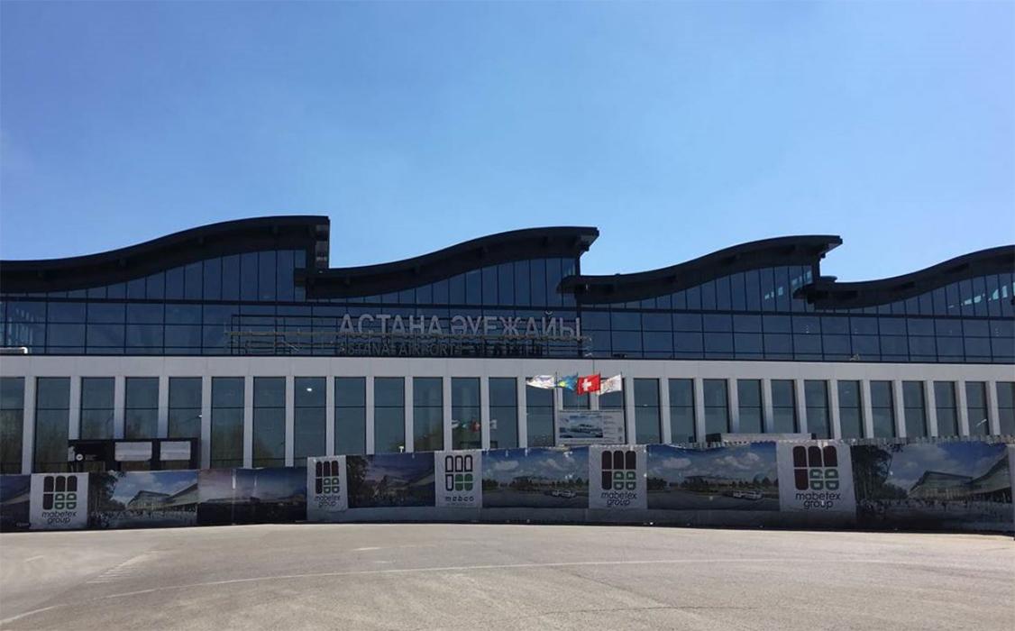 Aeroporto Astana