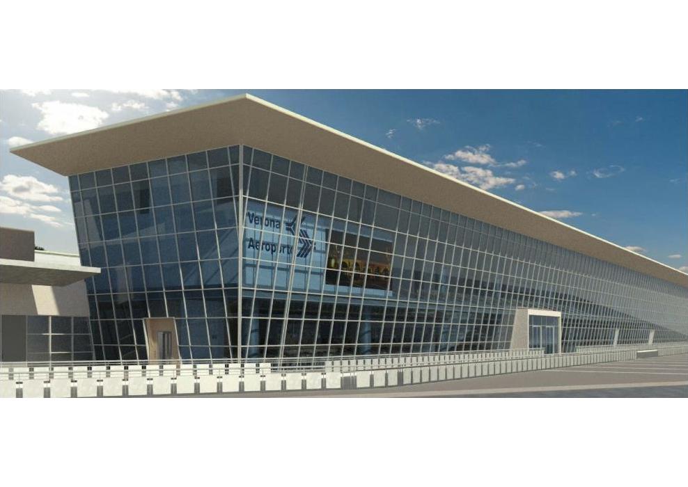 """""""Valerio Catullo"""" Airport"""